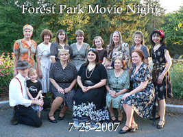 2007-07-25 Movie Nite
