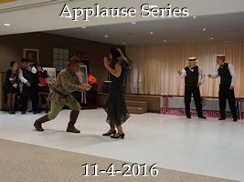2016-11-04 Applause Series